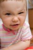 Neonata felice Fotografie Stock Libere da Diritti