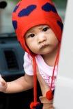 neonata premurosa Fotografie Stock Libere da Diritti