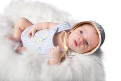 Neonato Fotografie Stock