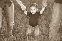 neonato adorabile Fotografia Stock Libera da Diritti