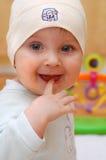 neonato felice Immagine Stock Libera da Diritti