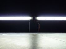 Neonleuchte Lizenzfreies Stockbild