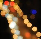 Neonlicht Stock Fotografie