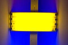 Neonlichtachtergrond royalty-vrije stock afbeelding