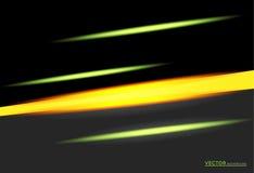 Neonlichthintergrund Lizenzfreies Stockbild