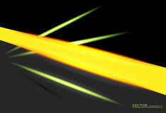 Neonlichthintergrund Lizenzfreie Stockfotografie