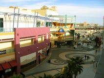 Neonopolis 14 театра, Лас-Вегас, Невада, США стоковая фотография