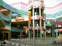 Neonopolis, Las Vegas, Nevada, EUA imagens de stock