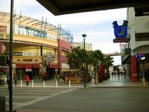 Neonopolis, Las Vegas, Nevada, USA. Neonopolis cross street at downtown, Las Vegas, Nevada, USA Royalty Free Stock Photo