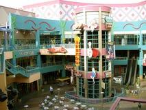 Neonopolis 14 teatrar, Las Vegas, Nevada, USA royaltyfria foton