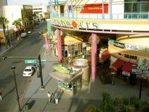 Neonopolis 14 théâtres, Las Vegas, Nevada, Etats-Unis image stock