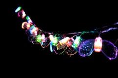 Neonowi światła Zdjęcie Royalty Free