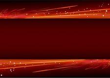 Neonowi lekcy pluśnięcia Zdjęcie Royalty Free