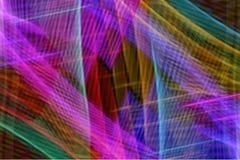 neonstänger Arkivfoto