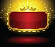 neonvektor Royaltyfri Bild
