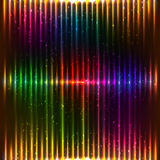 Neonvektorn tänder bakgrund Fotografering för Bildbyråer