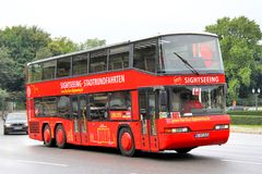Neoplan N4026/3 Stock Photo
