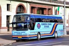 Neoplan N1116 Cityliner stock foto's
