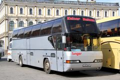 Neoplan N116H Cityliner Royalty Free Stock Photography