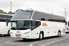 Neoplan N1216HD Cityliner Stock Photography