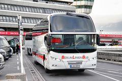 Neoplan N1216HD Cityliner Royalty Free Stock Photography