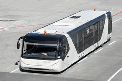 Neoplan N9122 Royalty Free Stock Photos