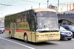 Neoplan N316SHD Euroliner Royalty Free Stock Photo