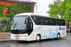 Neoplan N2216SHD Tourliner Royalty-vrije Stock Fotografie