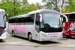 Neoplan N3516U Trendliner Royalty Free Stock Photo