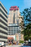 Neoyorquino del hotel en New York City los E.E.U.U. Fotografía de archivo libre de regalías