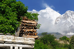 Nepal Royalty Free Stock Photos