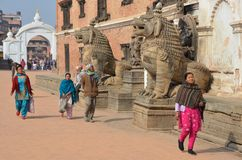 Nepal 2011 Stock Photo