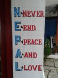 nepal Imagenes de archivo