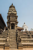 Nepal Architecture Stock Photo