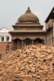 Nepal Army Guards Durbar Square Kathmandu Nepal Royalty Free Stock Photography