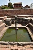 Nepal, Bhaktapur-Tempel Lizenzfreies Stockfoto