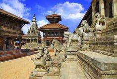 Nepal- Bhaktapur Royalty Free Stock Photography