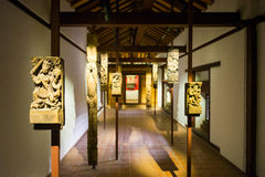 Nepal - 23 December 2016:: Patan Durbar fyrkant - världsarv arkivfoto