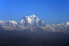 Nepal himalajów gwiazd Zdjęcie Royalty Free