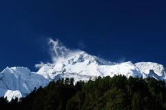 Nepal - Himalaya Royalty Free Stock Image
