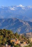 Nepal Himalaya Fotos de Stock Royalty Free