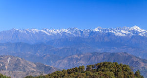 Nepal Himalaya Royalty Free Stock Photography