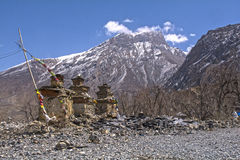 Nepal Himalayas Mustang Stock Photos