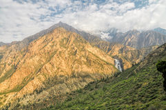Nepal Himalayas Stock Photos