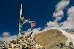 Nepal Himalayas Stock Image
