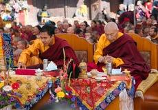 Nepal, Kathmandu, Boudhanath stupa Royalty Free Stock Photo