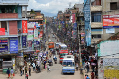 Nepal Katmandu Royalty-vrije Stock Afbeelding