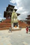 Nepal, Katmandu Stock Foto