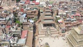 Nepal, Katmandu, Bhaktapur Cantidad a?rea metrajes