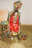 Nepal, Kumari, Imagen de archivo